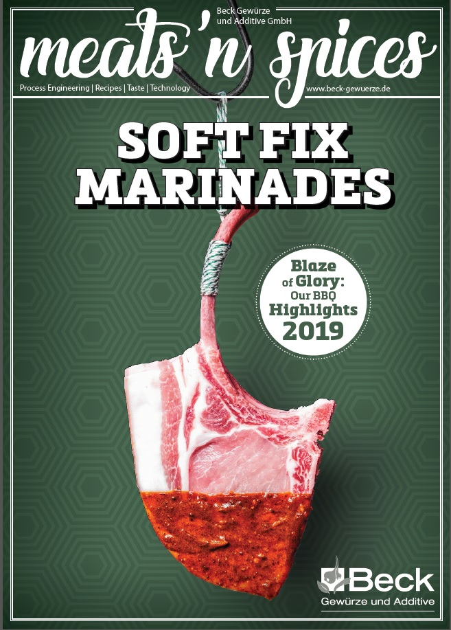 SoftFix Marinades and BBQ spices